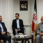 دیدار دکتر خرازی با هیئت عالیرتبه حماس