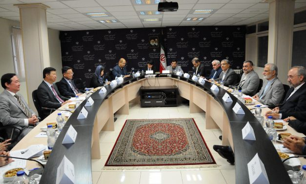 New Mechanisms for Development of Iran-China Relations