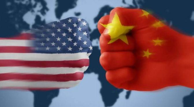 مناسبات چین و آمریکا، از رقابت تجاری تا تقابل سیاسی