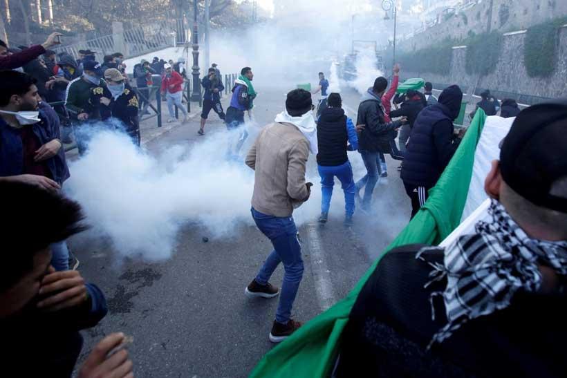 واکاوی ناآرامیهای الجزایر