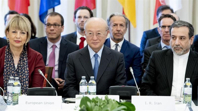Europe and Iran's 60 Day JCPOA Timeframe
