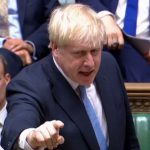 Johnson's Brexit Style Blackmail