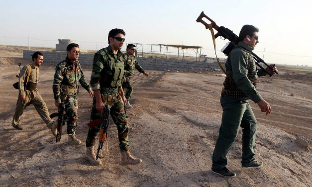 Kurds' Role in Future of Syria