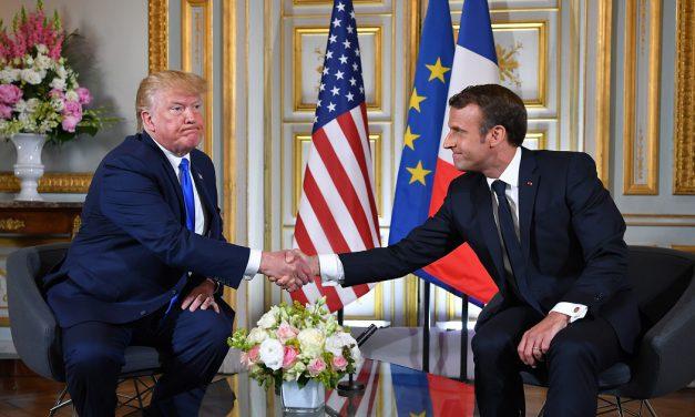 نگاه تحقیرآمیز ترامپ به همپیمانان خود