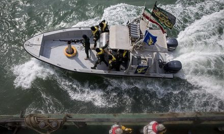 Outlook of British Naval Strategy in Persian Gulf