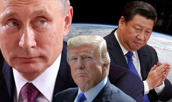 رسانه ها؛ صف آرایی روسیه وچین مقابل برنامه موشکی آمریکا و..
