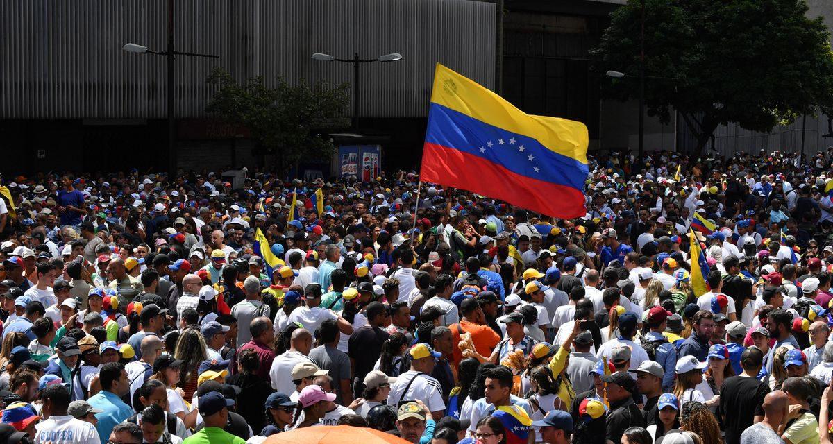 شکست محتوم آمریکا در برابر مقاومت ملت ونزوئلا