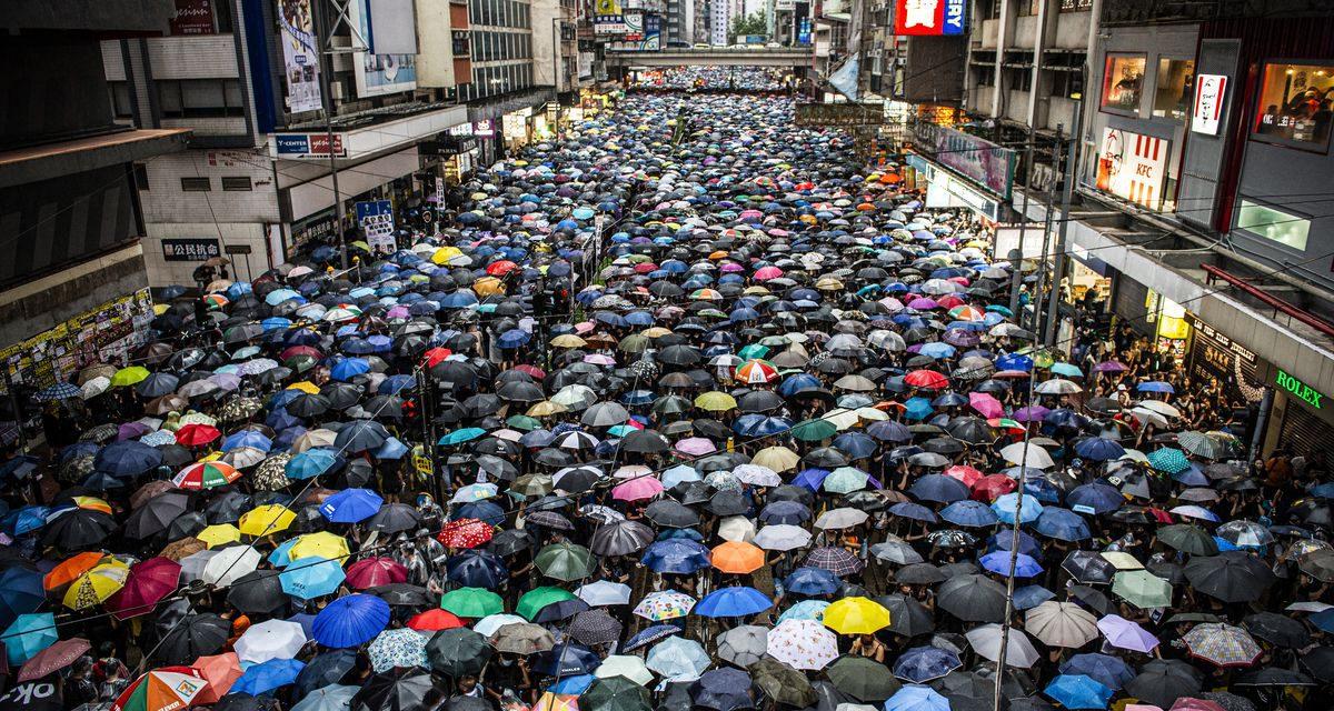 Hong Kong: US Leverage on China?