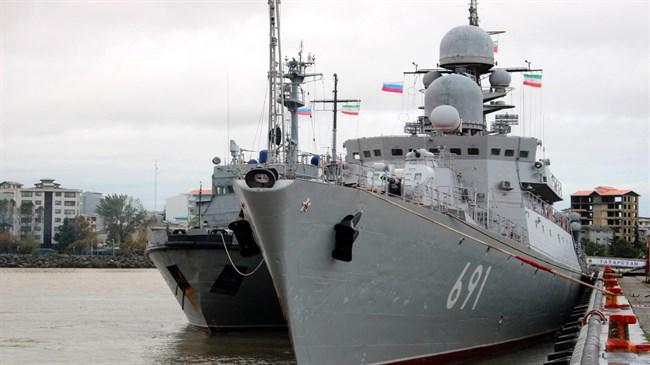 پیامهای راهبردی مانور نظامی ایران – روسیه