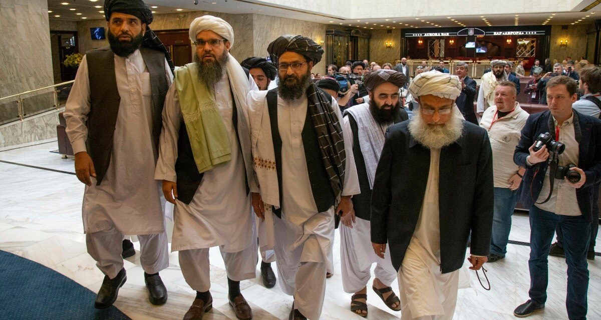 Suspension of Peace Talks; Deception of US and Taliban