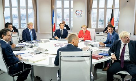 G7 Summit Overshadowed by Sideline Events