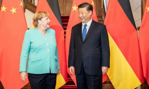 China-Germany Cooperation: Defense Strategy in Trade War with America