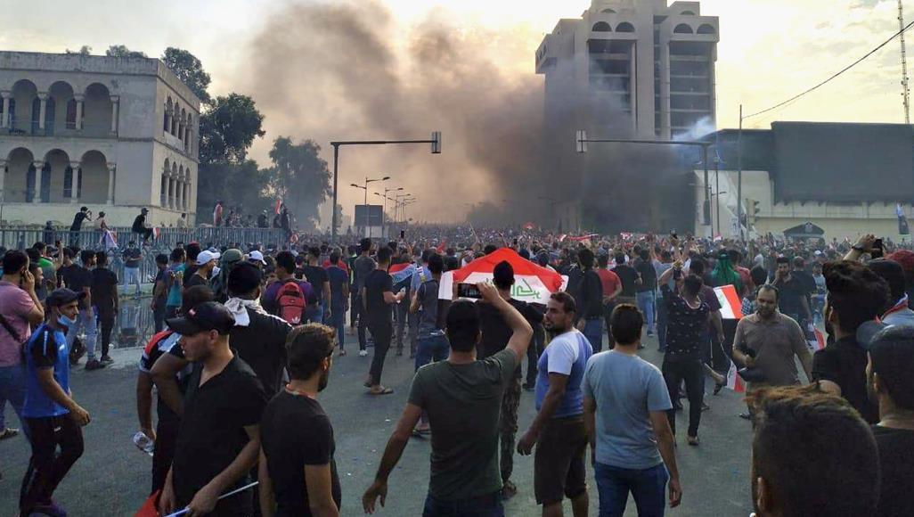 عوامل موثر در تشدید اعتراضات اخیر در عراق