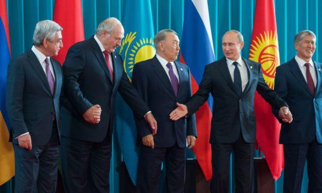 نقش تجاری مسلط روسیه در اتحادیه اقتصادی اوراسیا