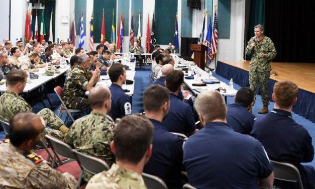 اهداف رزمایش دریایی آمریکا و متحدانش در خلیج فارس