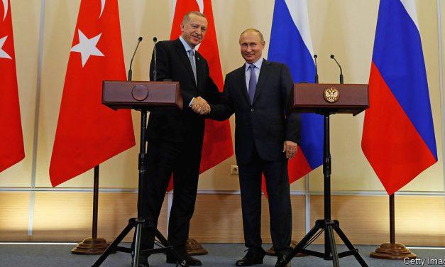 توافق ترکیه و روسیه و چشمانداز کاهش تنش در منطقه