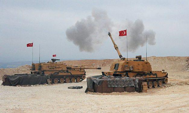 پیامدهای راهبردی حمله ترکیه به سوریه