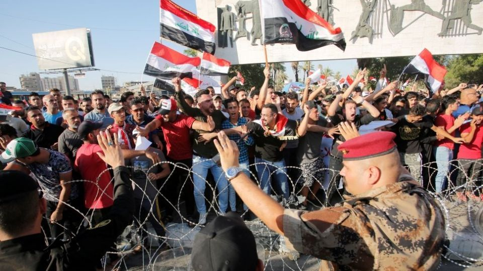 Overt and Covert Factors behind Unrests in Iraq and Lebanon
