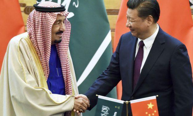 روند تکاملی نقش چین در خاورمیانه