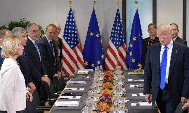 Reasons for Escalation of US-EU Divide