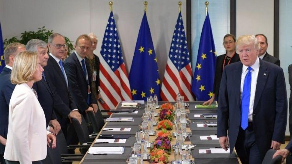 دلایل تشدید شکاف بین آمریکا و اروپا