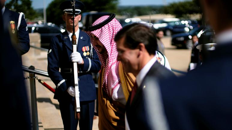 رسانه ها؛ اعزام نظامیان آمریکایی به عربستان و…