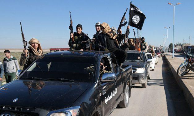 خطر داعش در افغانستان