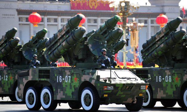 آمریکا عامل تقویت تسلیحات راهبردی چین