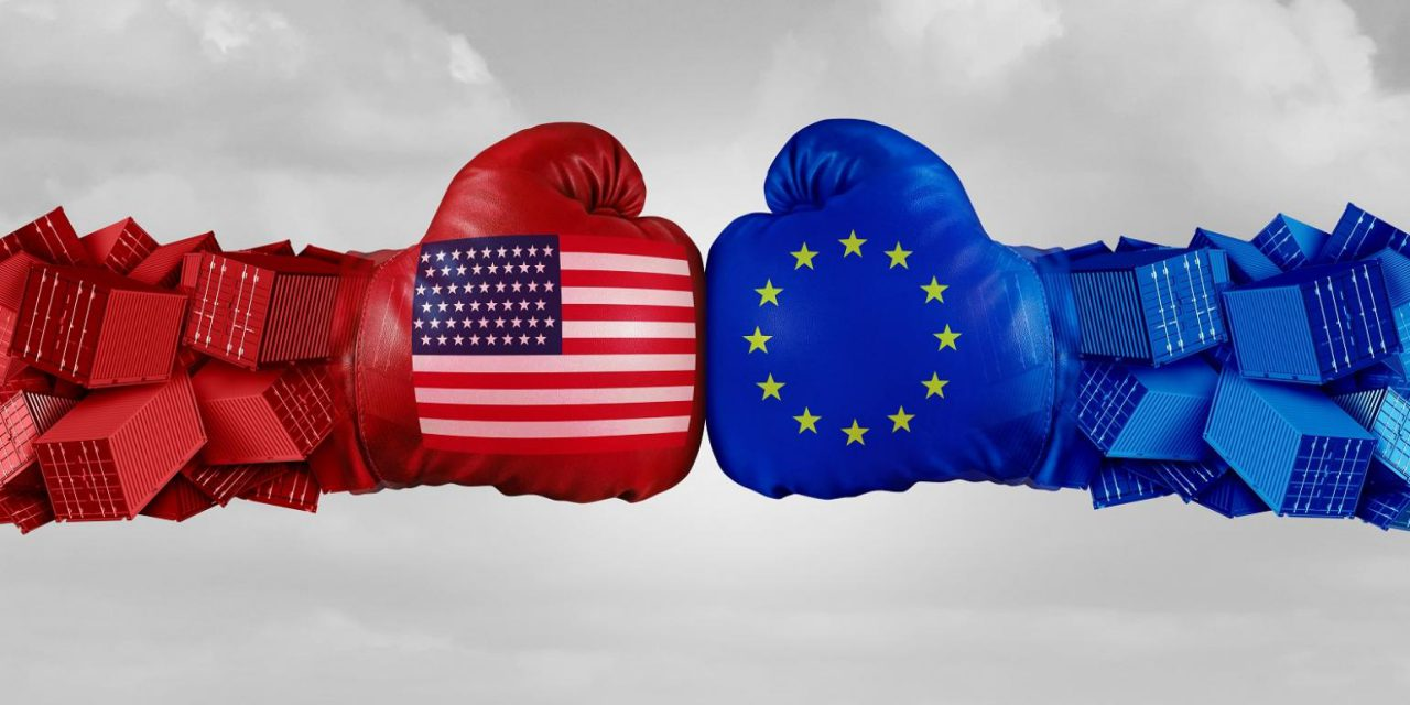 ابعاد جنگ تجاری جدید میان آمریکا و اروپا