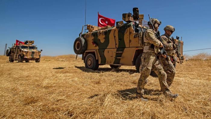 Incursion into Syria; Turkey's Miscalculation!