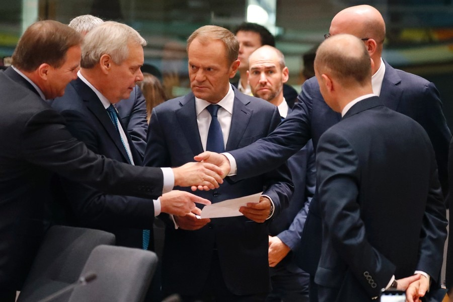 دستان خالی اروپا در برابر تحولات سوریه