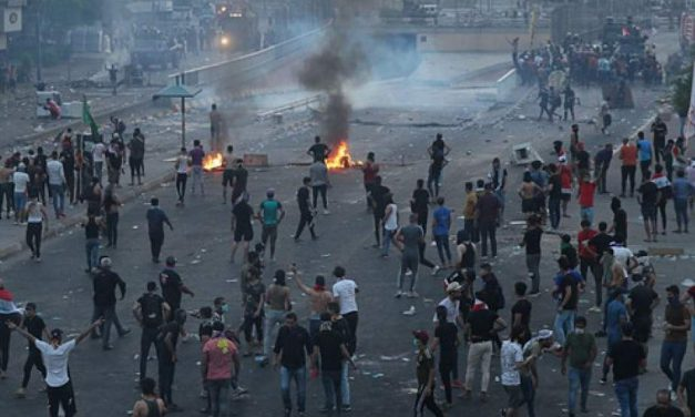The Role of Zionist Regime in Iraqi Protests