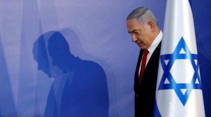نتانیاهو در بحران
