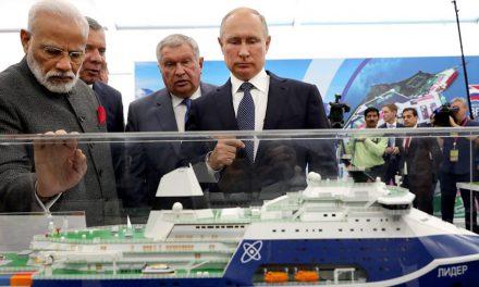 چالشهای همکاری راهبردی هند و روسیه