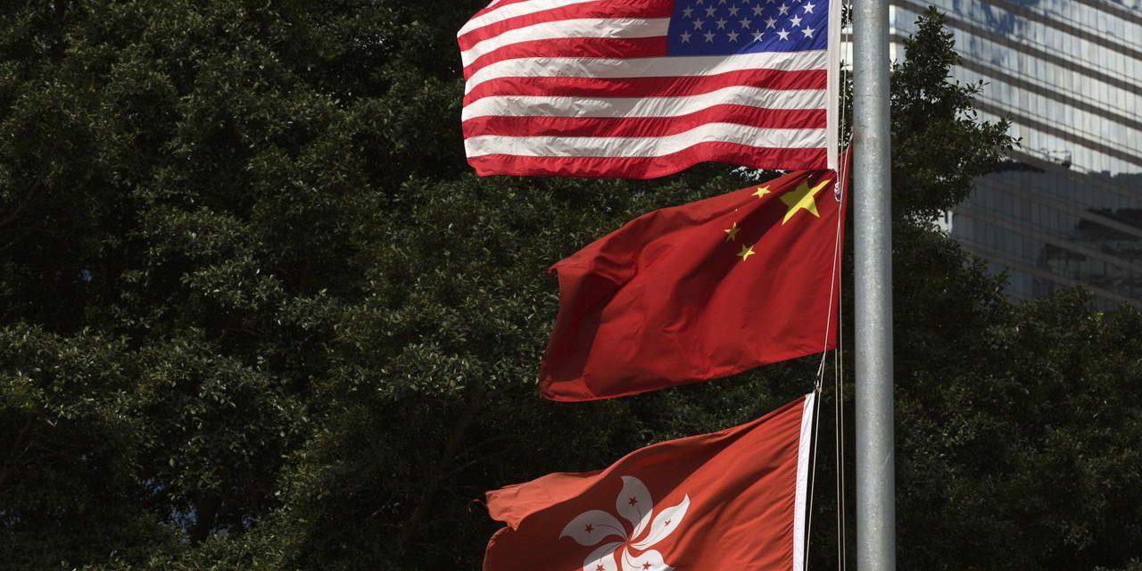 Hong Kong: Scene of China-US Confrontation!
