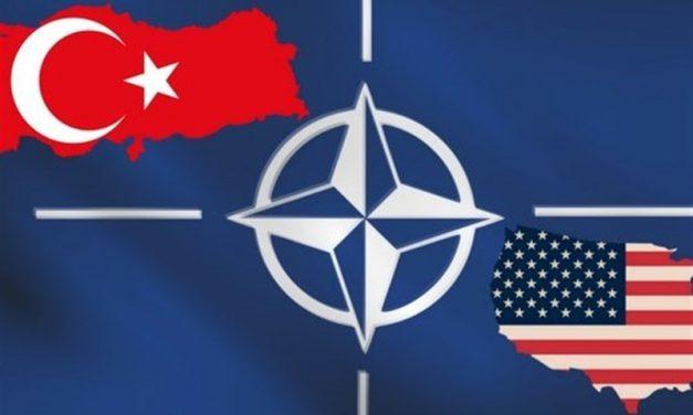 تغییر ماهیت مناسبات دو متحد ناتو (ترکیه و آمریکا)