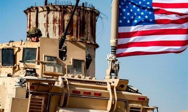 غارت نفت سوریه؛ راهبرد آمریکا