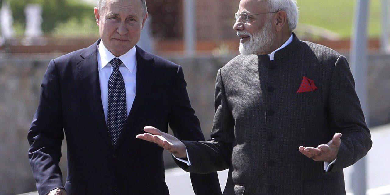 تقویت همکاری نظامی روسیه با هند و مصر، یک تیر و دو نشان