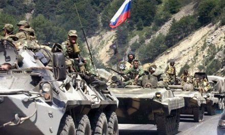 عوامل موثر در تصمیم روسیه برای مداخله نظامی در سوریه