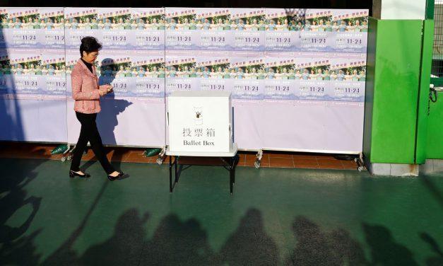 رسانه ها؛ انتخابات هنگ کنگ و واکنش چین و…