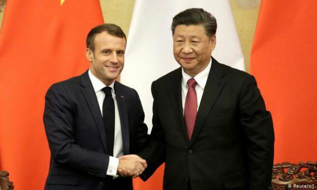 نگاه جدید فرانسه به شرق برای نجات اروپا