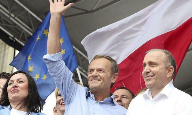 خیزش جریان مخالف با پوپولیسم و ملیگرایی در اروپای مرکزی