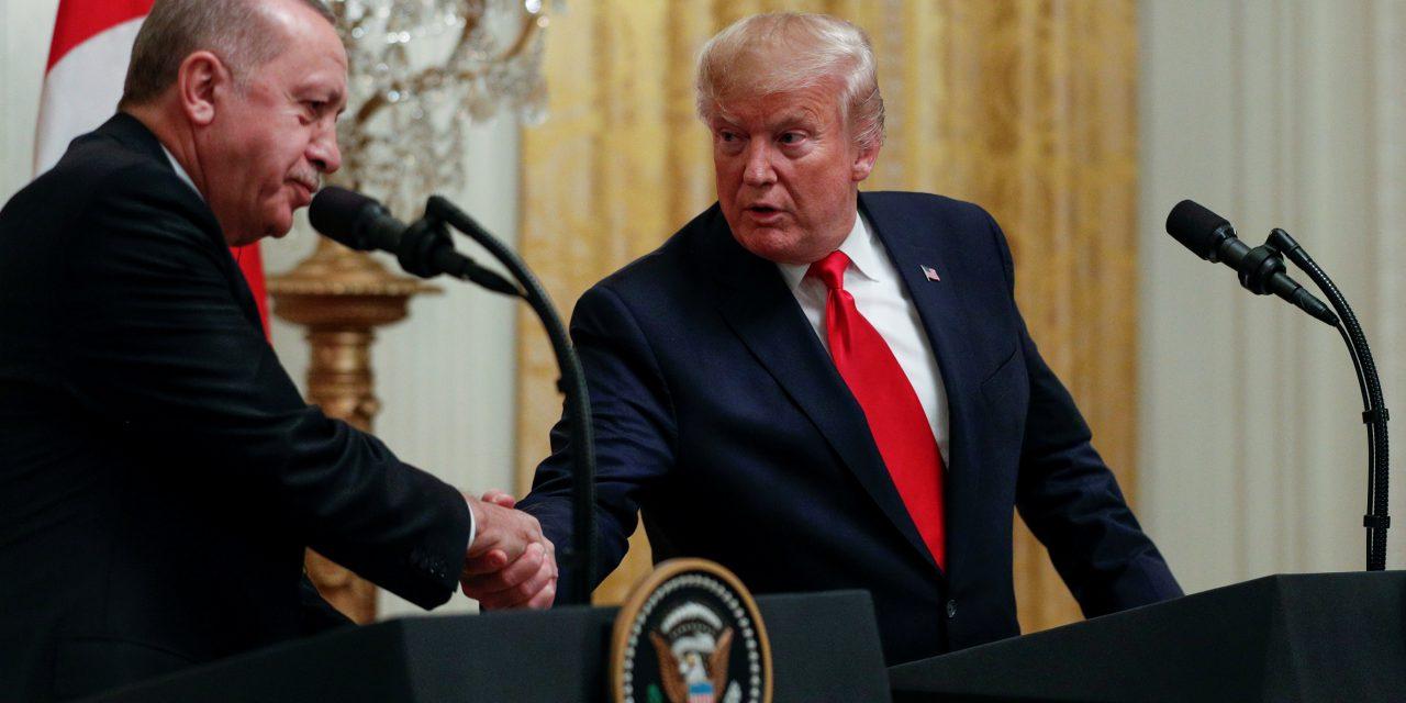 اهداف سفر اردوغان به آمریکا و رویکرد ترامپ