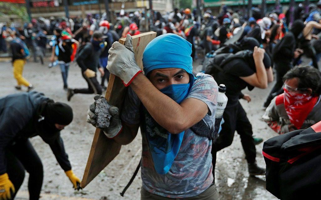 ریشههای اعتراضات در شیلی