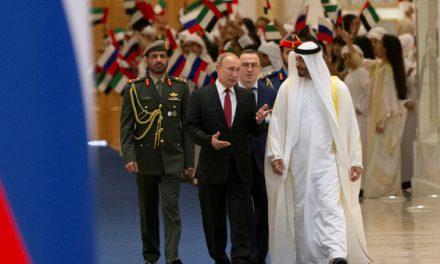 علل تمایل رهبران عرب به شراکت راهبردی با روسیه