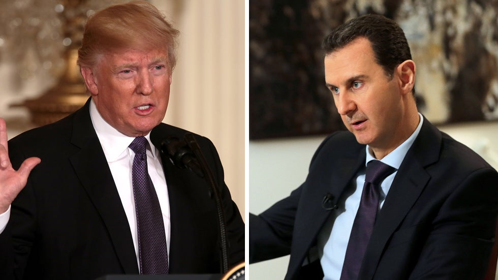 US Military Strategy in Syria