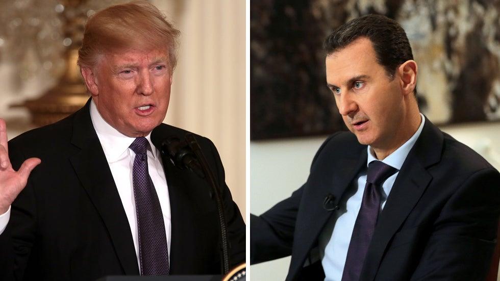 راهبرد نظامی آمریکا در سوریه