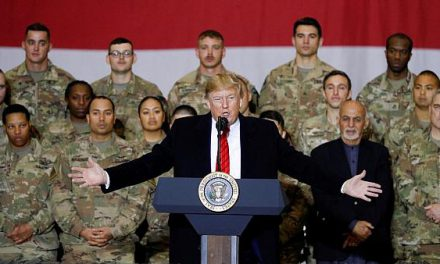 Trump's Unannounced & Intrusive Trip to Afghanistan