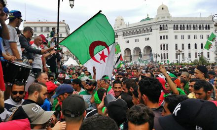 Algerian Protests Outlook
