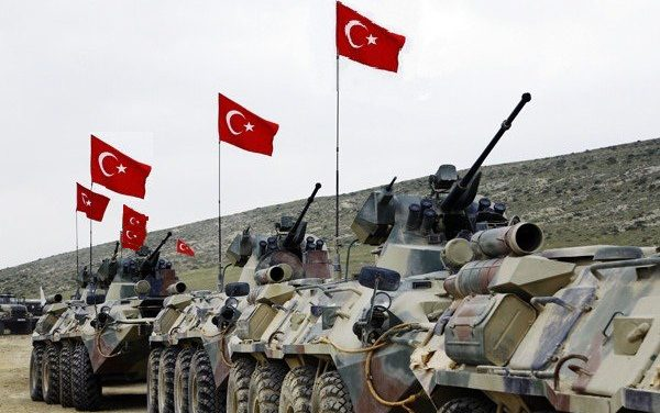 Turkey's Intentions behind Troop Dispatch to Libya